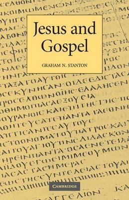 Jesus and Gospel book