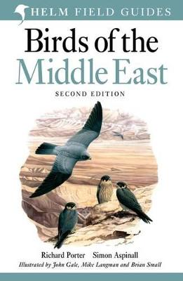 Birds of the Middle East by Richard Porter