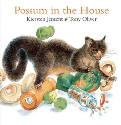 Possum in the House book