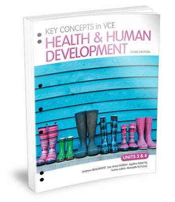 Key Concepts in VCE Health and Human Development Units 3&4 Flexisaver & eBookPLUS by Andrew Beaumont