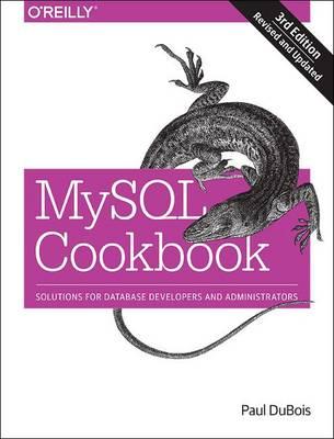MySQL Cookbook book