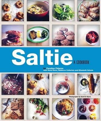 Saltie by Caroline Fidanza