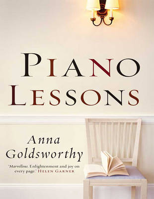 Piano Lessons by Anna Goldsworthy