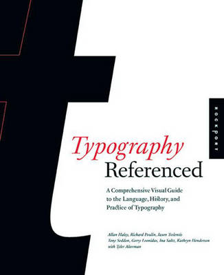 Typography, Referenced by Allan Haley