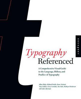 Typography, Referenced by Jason Tselentis