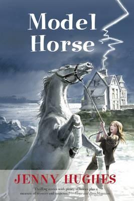 Model Horse by Jenny Hughes