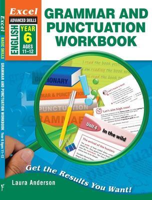 Excel Adv Grammar and Punct Yr 6 book