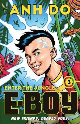 Enter the Jungle: E-Boy 3 book