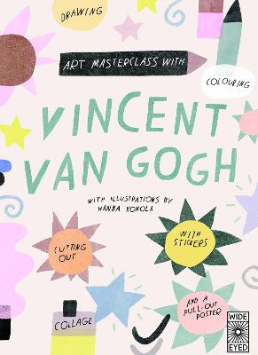 Art Masterclass with Van Gogh by Hanna Konola