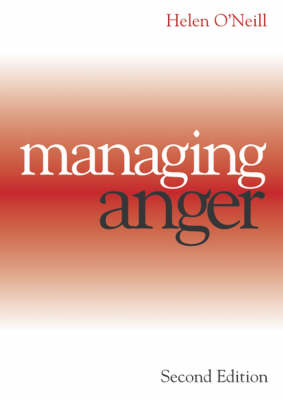 Managing Anger by Helen O'Neill