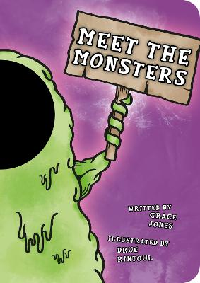 Meet the Monsters: Funny Faces by Grace Jones