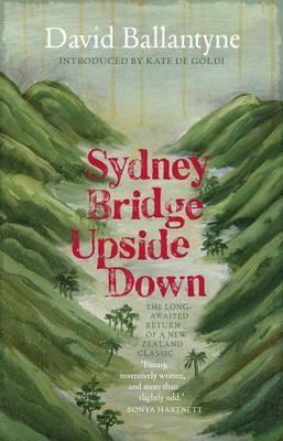 Sydney Bridge Upside Down by David Ballantyne