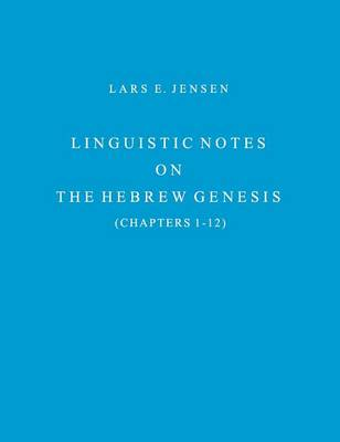 Linguistic Notes by Lars E Jensen