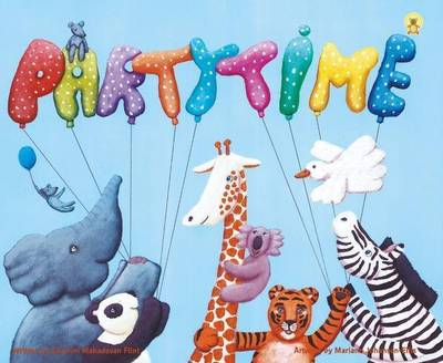 Party Time by Shamini Flint