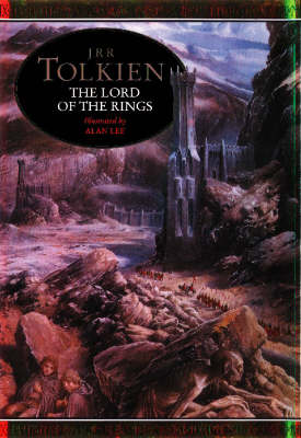 The Lord of the Rings: AND The Hobbit by J. R. R. Tolkien