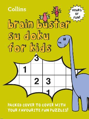 Su Doku for Kids (Collins Brain Buster) by Collins Kids