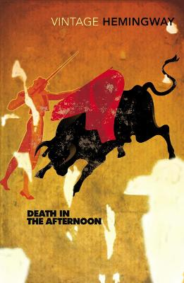 Death In The Afternoon book