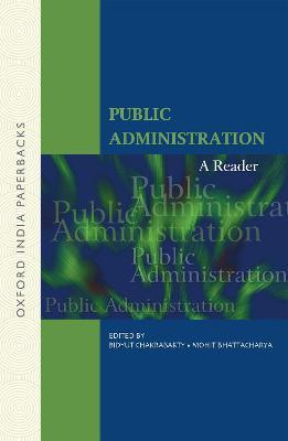 Public Administration book