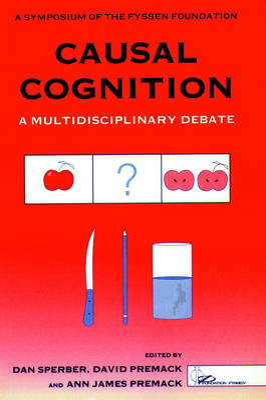 Causal Cognition by Dan Sperber