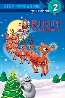 Rudolph the Red-Nosed Reindeer (Rudolph the Red-Nosed Reindeer) by Golden Books