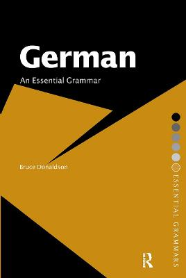 German by Bruce Donaldson