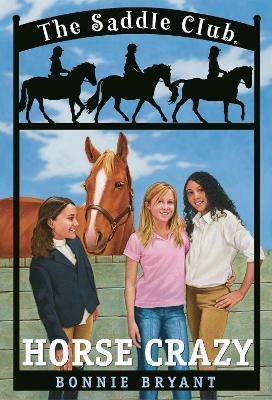 Saddle Club 001 by Bonnie Bryant