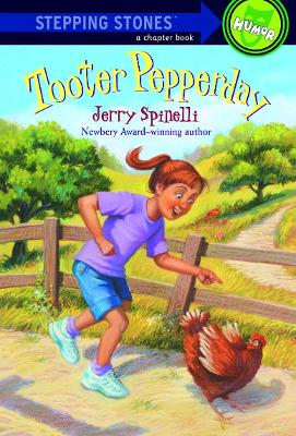 Tooter Pepperday by Jerry Spinelli