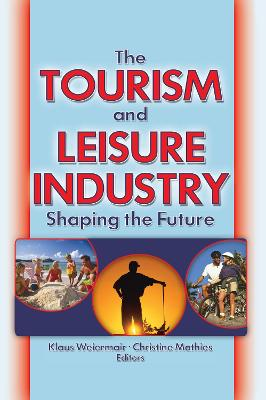 Tourism and Leisure Industry by Kaye Sung Chon