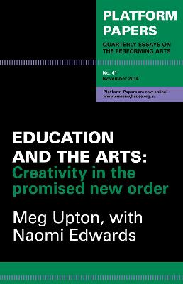 Education and the Arts by Meg Upton