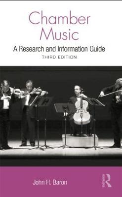 Chamber Music by John H. Baron