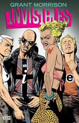 The Invisibles Book Three by Grant Morrison