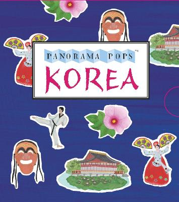 Korea: Panorama Pops by Anne Smith