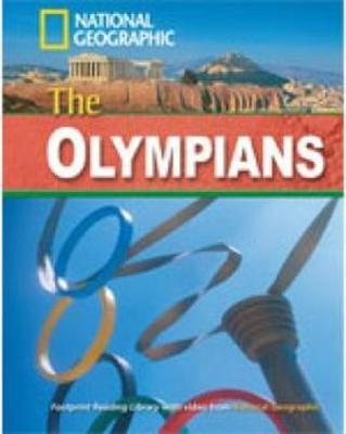 The Olympians + Book with Multi-ROM: Footprint Reading Library 1600 by National Geographic