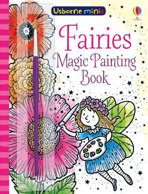 Fairies Magic Painting Book book