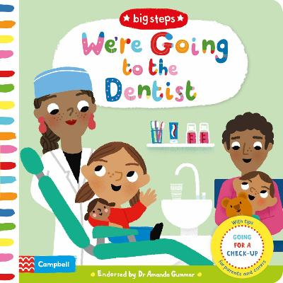 We're Going to the Dentist: Going for a Check-up book