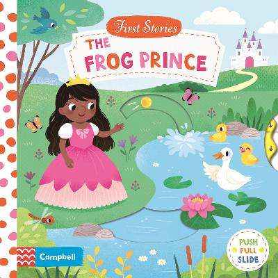 The Frog Prince by Campbell Books