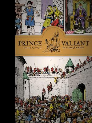 Prince Valiant Vol. 19: 1973 - 1974 by Hal Foster