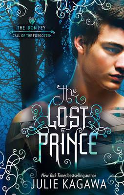 LOST PRINCE by Julie Kagawa