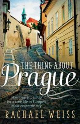 Thing About Prague ... book