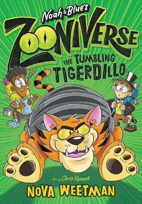The Tumbling Tigerdillo by Nova Weetman