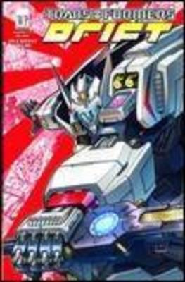 Transformers - Drift: v. 1 by Shane McCarthy