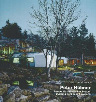 Peter Hubner by Peter Blundell Jones