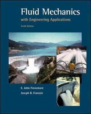 Fluid Mechanics With Engineering Applications book