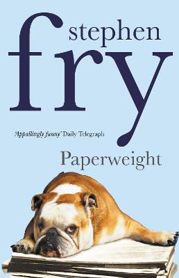 Paperweight by Stephen Fry