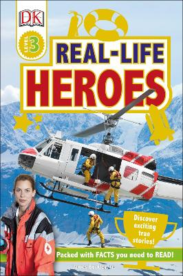 Real Life Heroes book