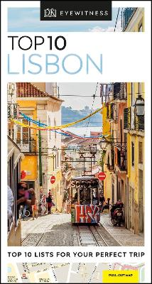 Top 10 Lisbon by DK Travel