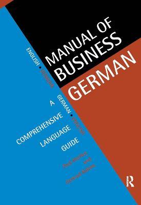 Manual of Business German book