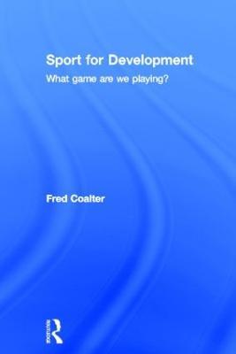 Sport for Development book
