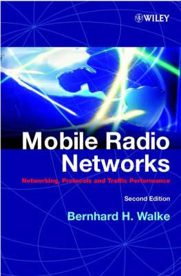 Mobile Radio Networks book