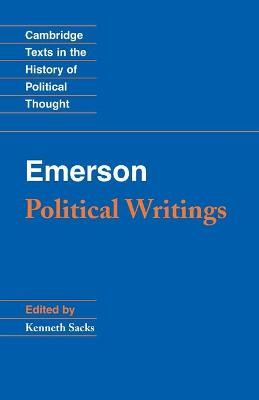 Emerson: Political Writings book
